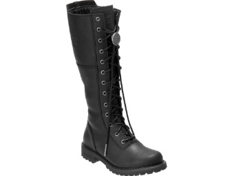 "RR-Walfield/BLK 14""Lace UP"