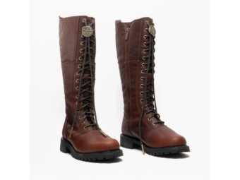 "RR-Walfield/Rust 14""Lace UP"