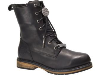 "Heslar CE/BLK 8"" Boot"
