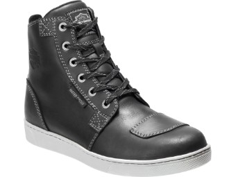 "STEINMAN CE/BLK 7""LACE UP WP SHOE"