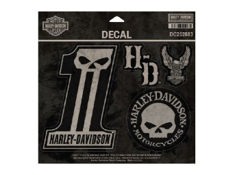 Decal Dark Custom
