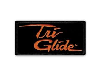 """Emblem,Tri Glide, SM, 4""""Wx2""""H"""