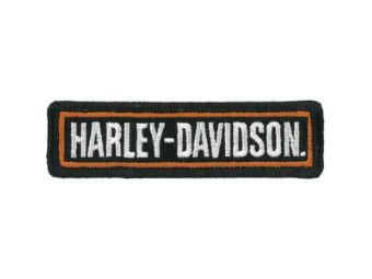 "Emblem Harley-Davidson XS,3 1/2""Wx1"""