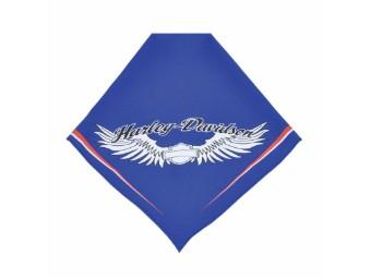 Pet Bandanna - Blue Wings