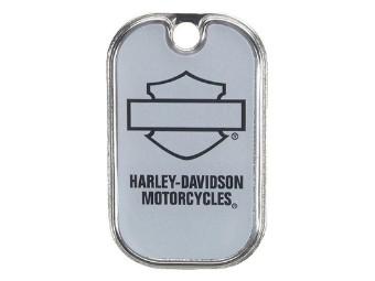 Harley Millitary ID Tag