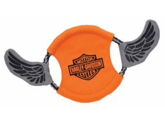 Harley Canvas Toy-Flying Disk