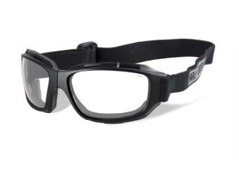 HD Bend Clear Matte Black Frame