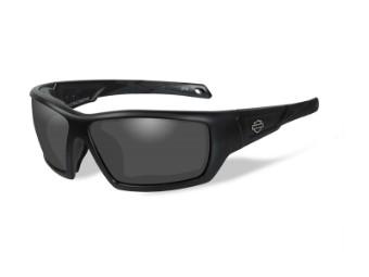 HD Backbone Smoke Grey Matte Black Frame