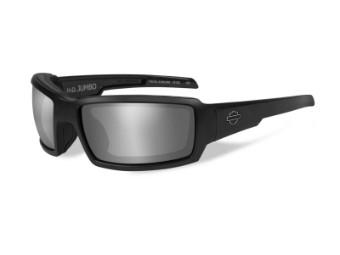 HD JUMBO PPZ Grey Silv. Flash Matte Black w. BLK Magic