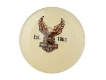 H-D B&S Eagle Cue Ball