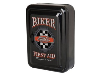 H-D Biker Key Rack Cabinet