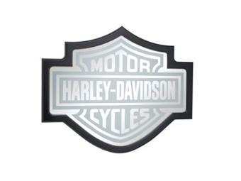 H-D Bar & Shield Mirror