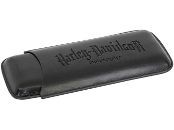 H-D Cigar Case&Cutter