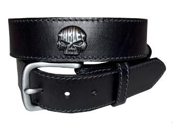 Man Belt Willie G night Skull