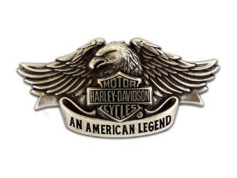 American Legend Buckle