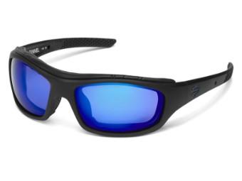 HD TUNNEL PPZ Blue Mirror Matte Blac k Frame