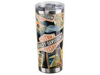 Destination Textured Travel Mug