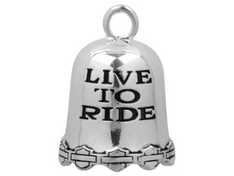 """""""Live to Ride"""" Ride Bell"""
