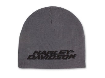 Knit Cap, Harley-Davidson Gray