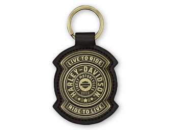Keychain, Harley Shield