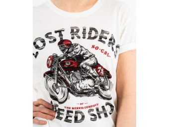 Lost Riders Black T-Shirt Men