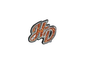 Pin H-D Initials