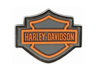Pin Harley-Davidson, SM Gray&Orange