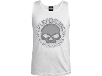 G Rock Adt Dyed Tank WH
