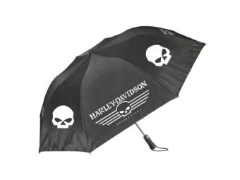 Umbrella, Skull