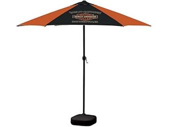 Patio Umbrella Bar & Shield orange Sonnenschirm