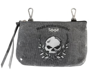Hip Bag w/Willie G Embroidery