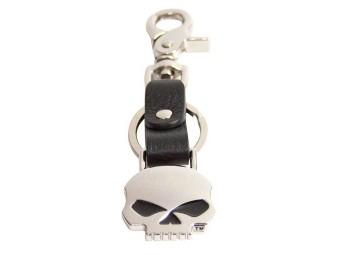 Skull Bottle Opener Key Fob