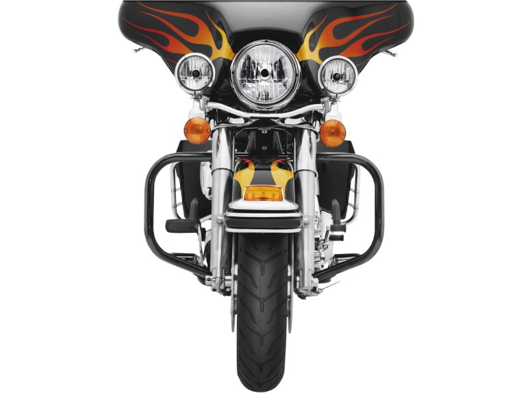 49050-09, GLOSS BLACK ENGINE GUARD KIT,