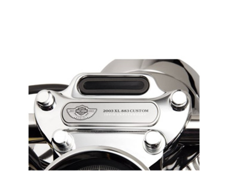 94413-04, HANDLEBAR CLAMP BOLT COVERS