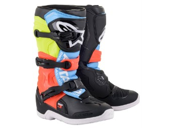 Tech 3S Kids-BLK Motocrossstiefel