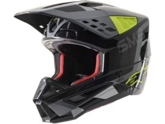 S-M5 Rover Motocrosshelm