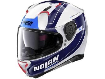 N87 Skilled N-Com Integralhelm