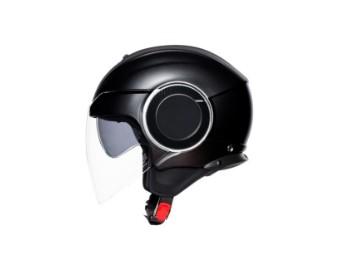 ORBYT AGV E2205 SOLID MATT BLACK