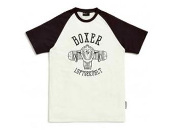 T-Shirt Boxer Schwarz