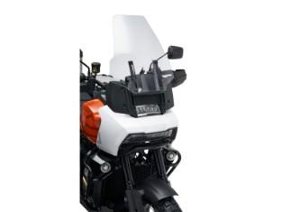 "Windschutzscheibe, Pan America, 18"" klar, Harley-Davidson"