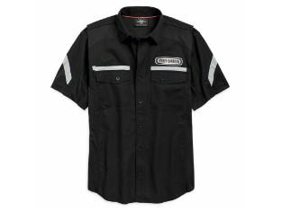 Hemd, Performance, Harley-Davidson, Schwarz