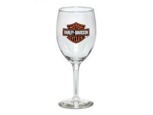 Weinglas, Bar & Shield, Harley-Davidson, ca. 540 ml