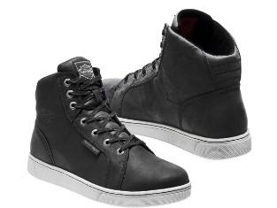 Schuhe, Midland, Harley-Davidson, Schwarz