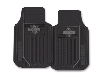 Automatten, Elite Serie, Bar & Shield, Harley-Davidson, Grau