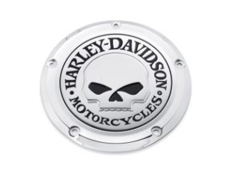 Derby Deckel, Willie G. Skull, Harley-Davidson