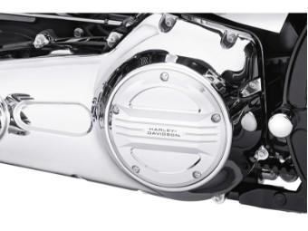 Derby Deckel, Airflow, Harley-Davidson