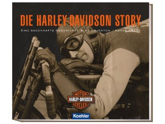 Buch, Die Harley-Davidson Story