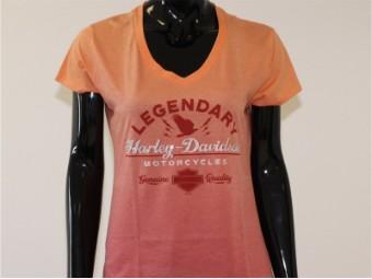 T-Shirt, Asylum, Harley-Davidson