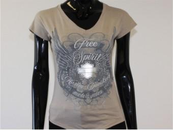 T-Shirt, Elaborate, Harley-Davidson