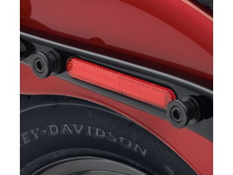 HoldFast Docking Hardware Kit, Harley-Davidson, Schwarz